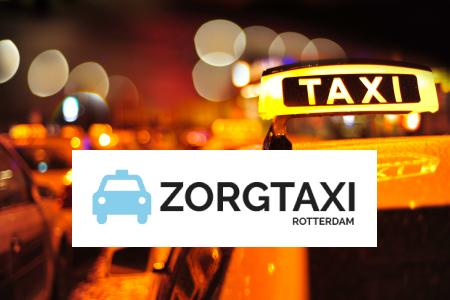 Zorgtaxi Rotterdam staat voor u klaar